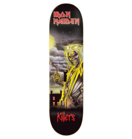Zero X Iron Maiden Killers Deck (8.25)