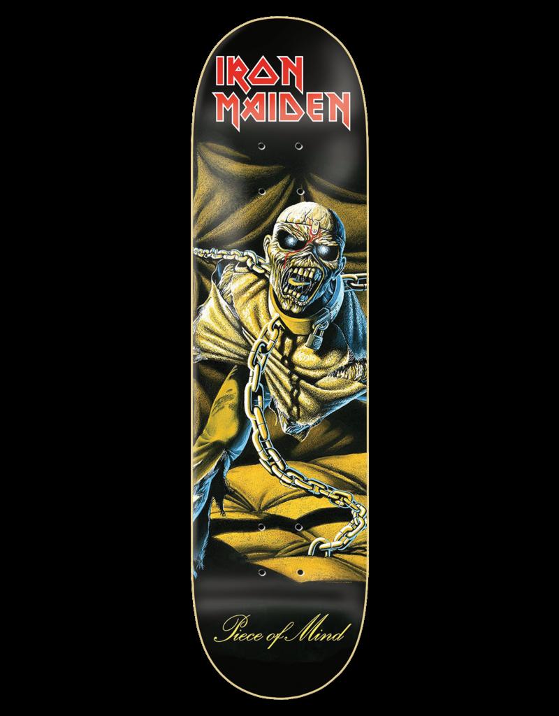 Zero X Iron Maiden Piece Of Mind Deck (8.375)