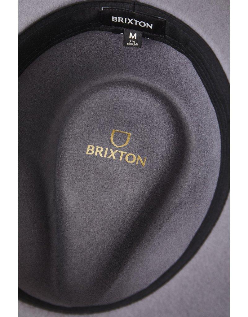 Brixton Brixton Messer Packable Fedora