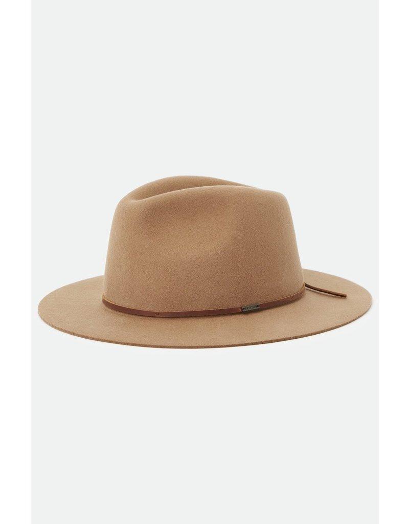 Brixton Brixton Wesley Fedora Hat