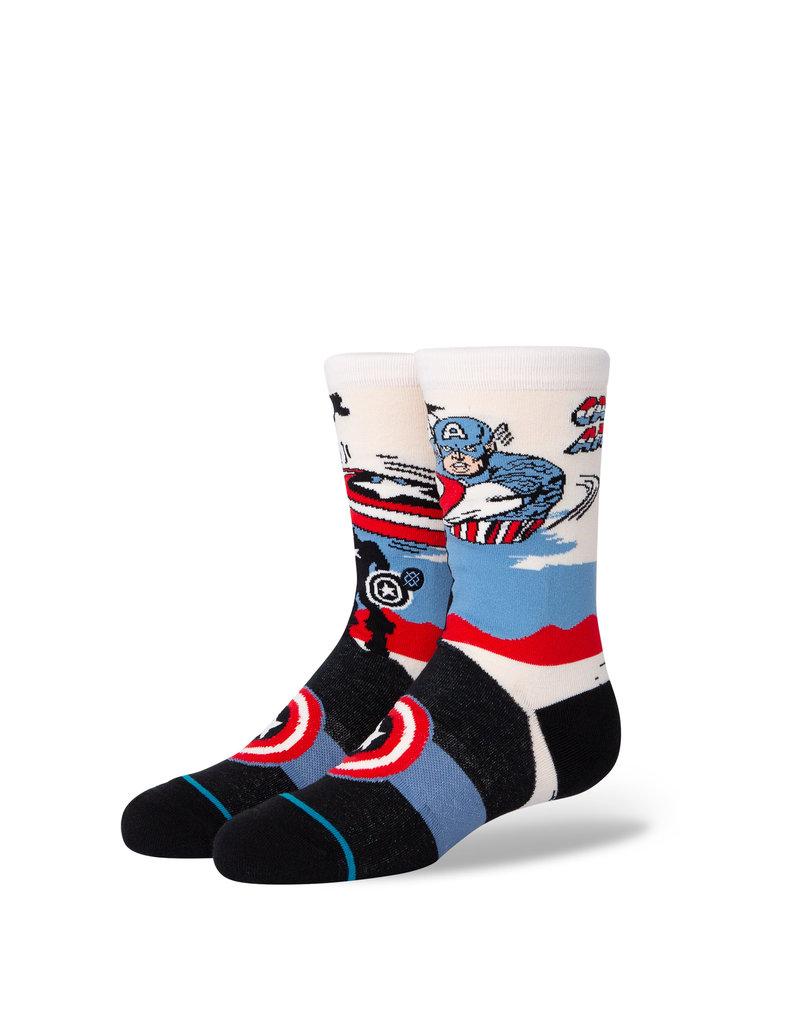 Stance Stance Kids Marvel Captain America Socks