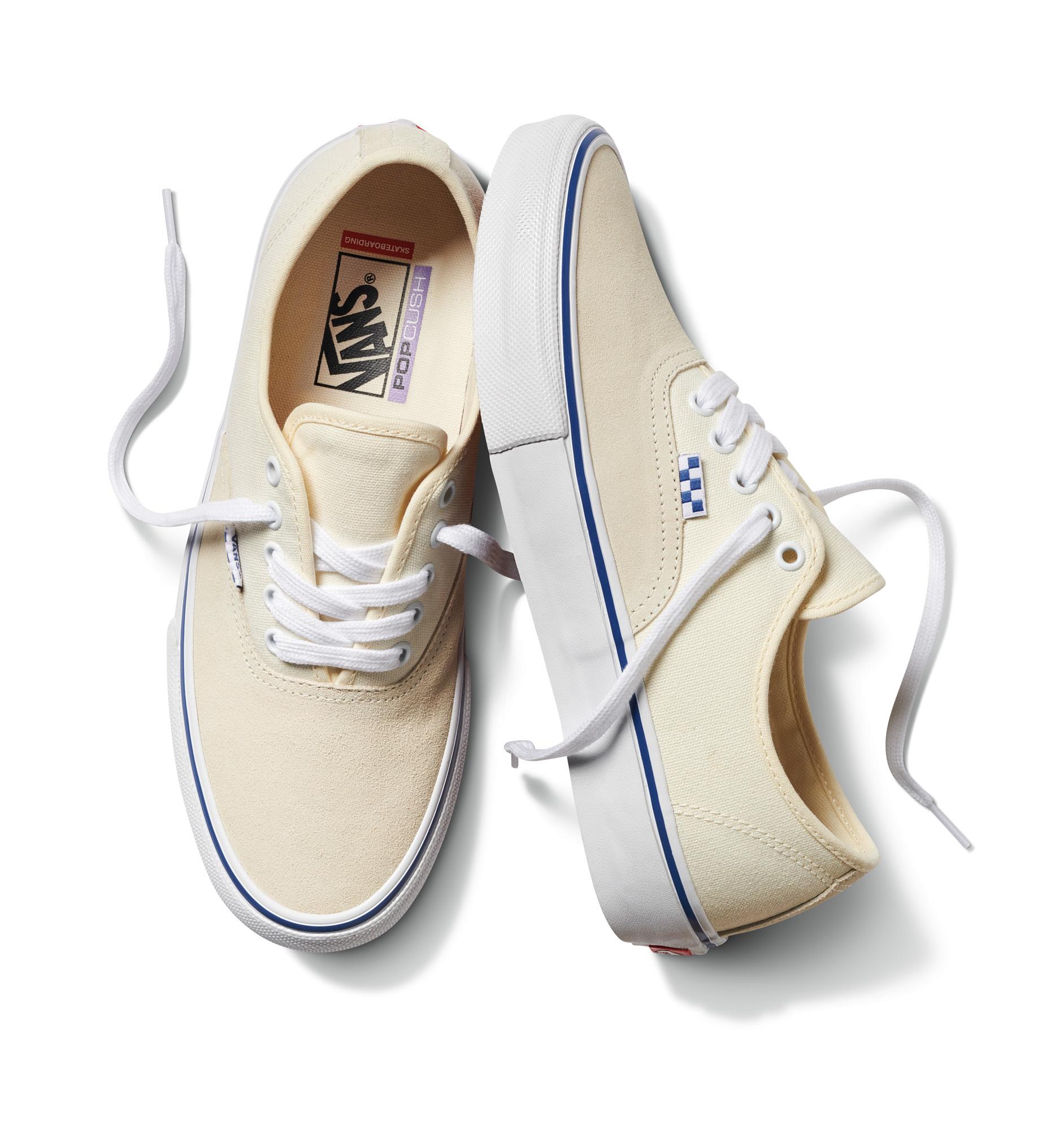 Vans Skate Authentics Off white navy