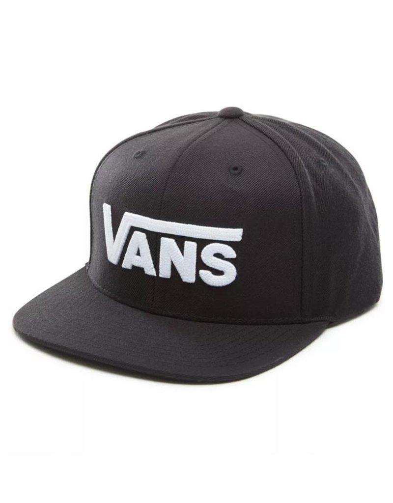 Vans Vans Drop V II Snapback (Black/White)