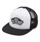 Vans Vans Classic Patch Trucker Hat (White/Black)
