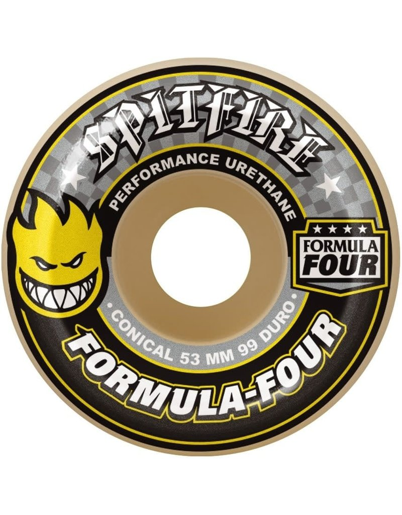 Spitfire Spitfire Formula Four 99D Conical Wheels (52mm)