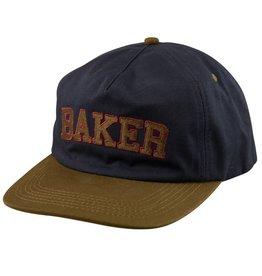Baker Baker Oscar Snapback (navy)