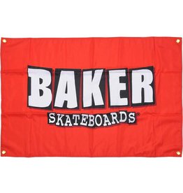 Baker Baker Logo Flag Banner 3x5