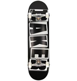 Baker Baker Black Brand Logo Skateboard Complete (8.25)