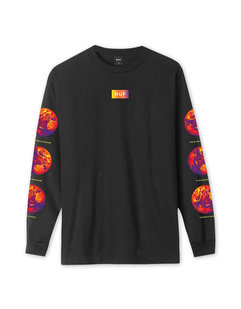 Huf Huf Climate Meltdown L/S T-Shirt