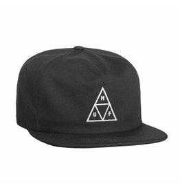 Huf Huf ESS Unstructured Snapback Hat (black)
