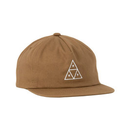 Huf Huf ESS Unstructured Snapback Hat (Toffee)