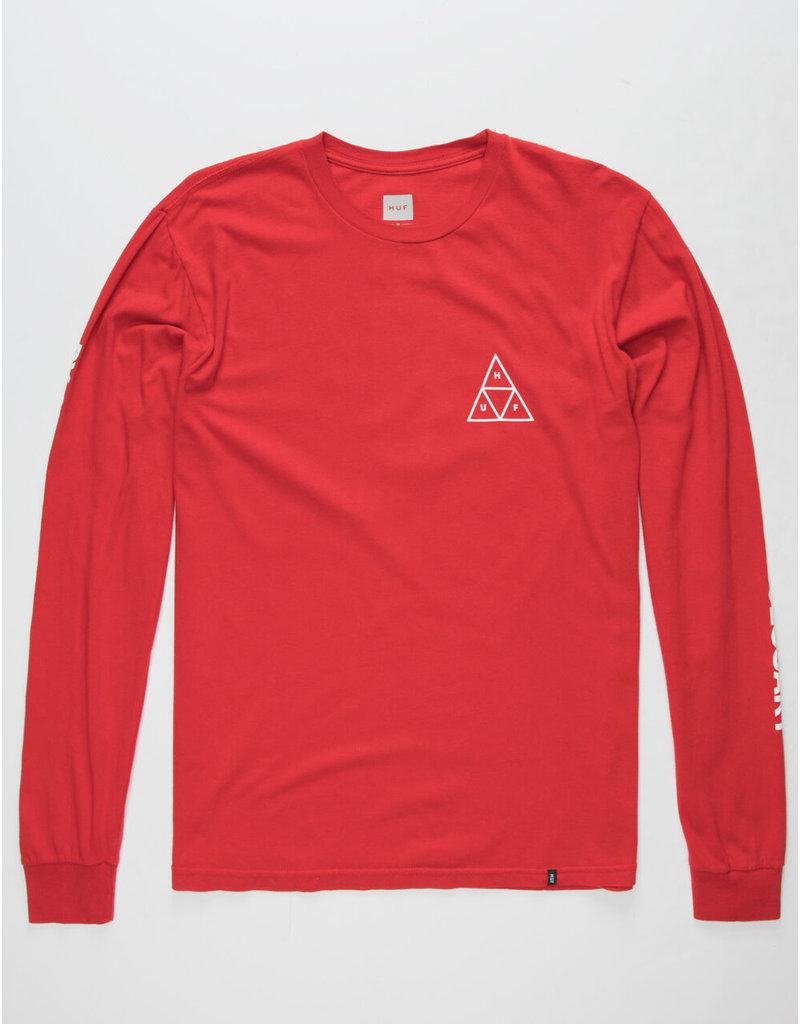 Huf Huf Essentials TT L/S T-Shirt