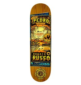"""Anti Hero Anti Hero Russo Maps to the skaters Homes deck (8.25"""")"""