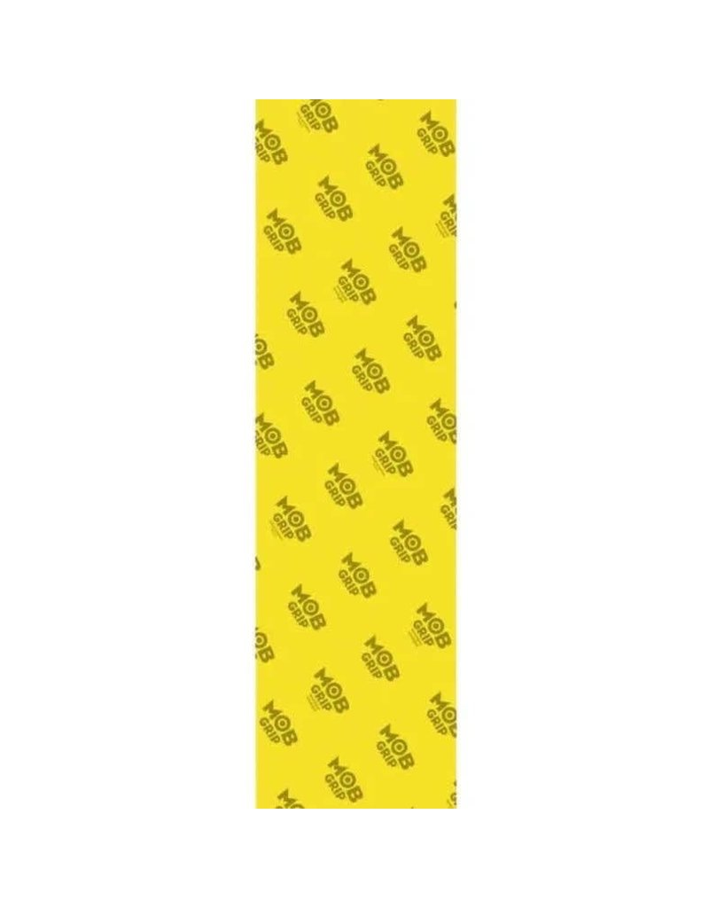 Mob Griptape Sheet Trans Yellow