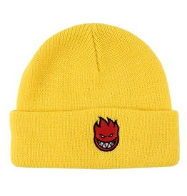 Spitfire Spitfire Bighead Fill Cuff Beanie (yellow/red)