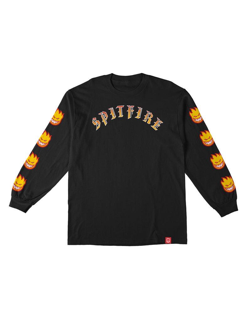 Spitfire Spitfire Old E Bighead Premium L/S T-Shirt
