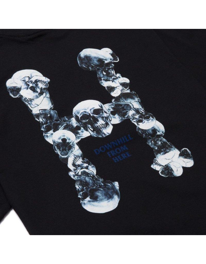 Huf Huf Skulls Classic H T-Shirt