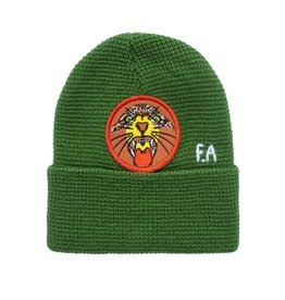 Fucking Awesome Fucking Awesome Tiger Cuff Beanie