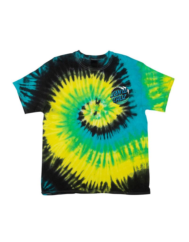 Santa Cruz Wave Dot T-Shirt
