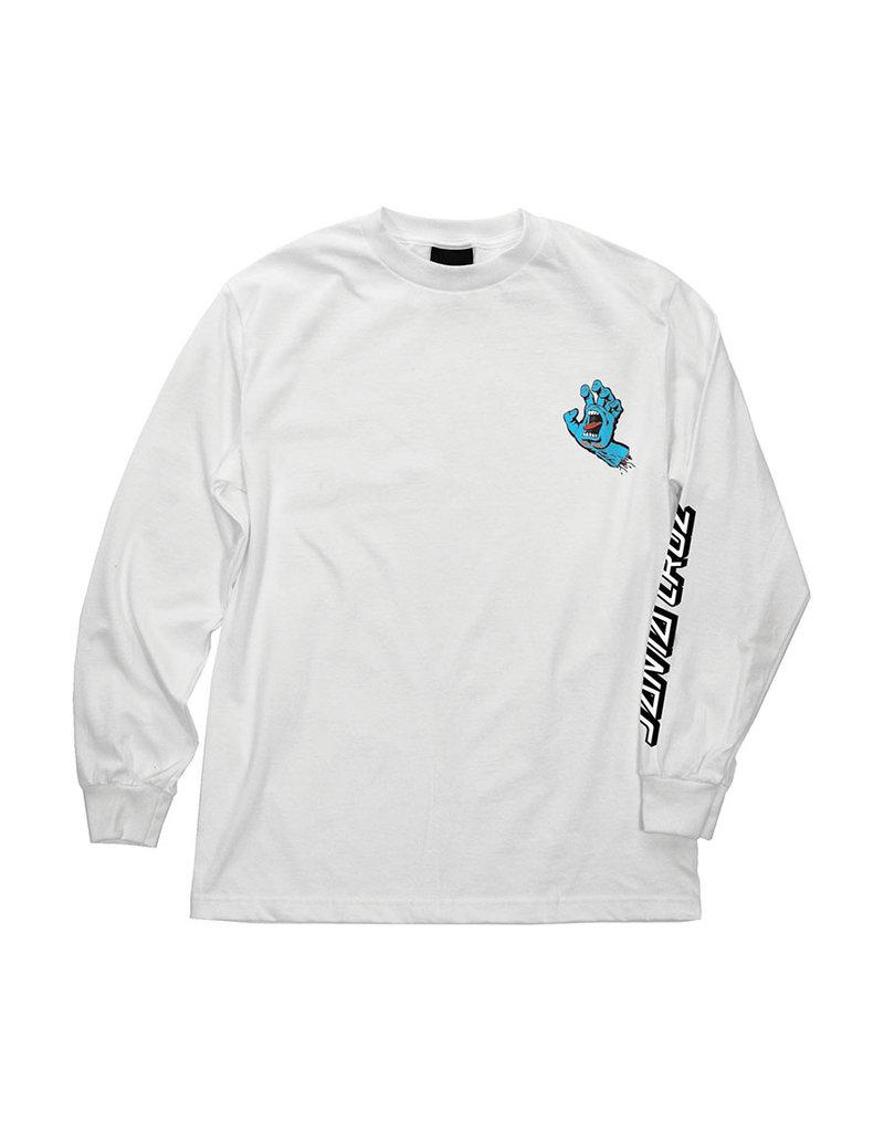 Santa Cruz Screaming Hand L/S T-Shirt