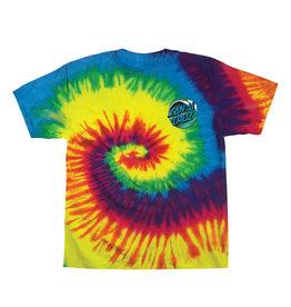 Santa Cruz Wave Dot Youth T-Shirt