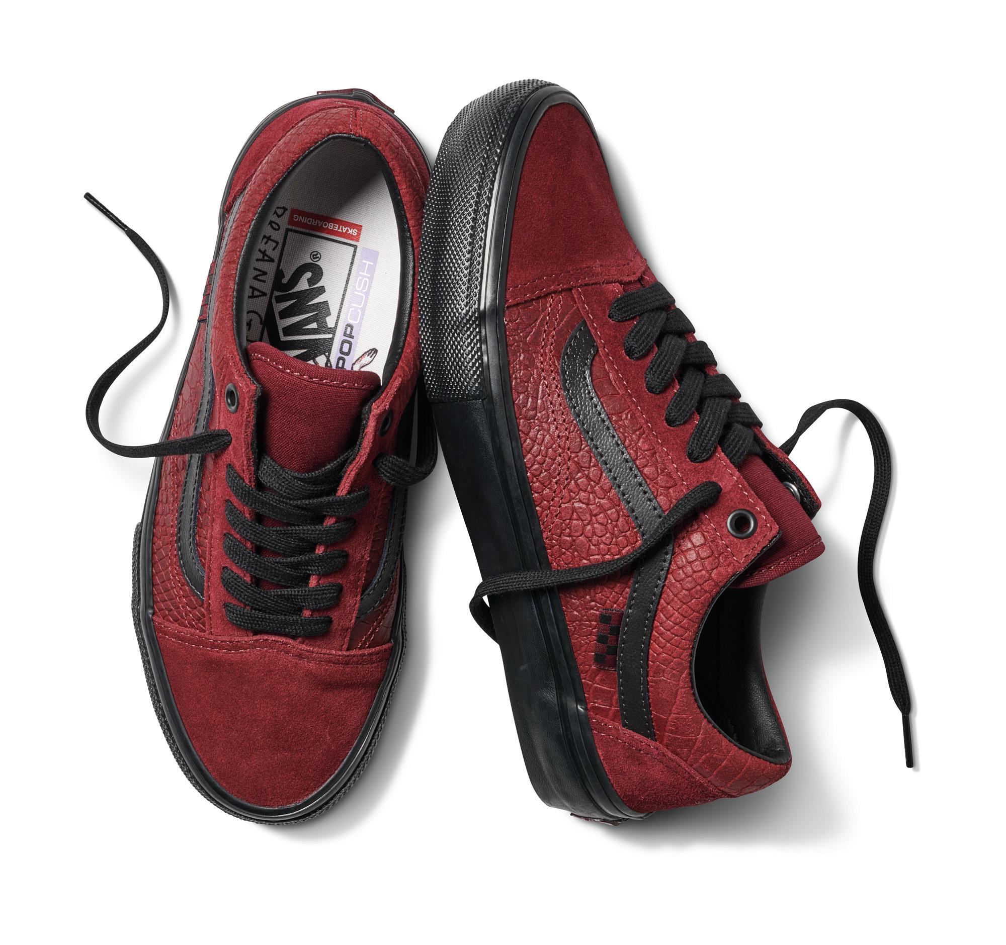 Vans Breana Geering Old Skool Shoes