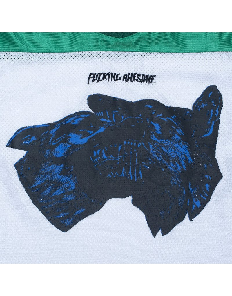 Fucking Awesome Fucking Awesome Dogs Football Jersey