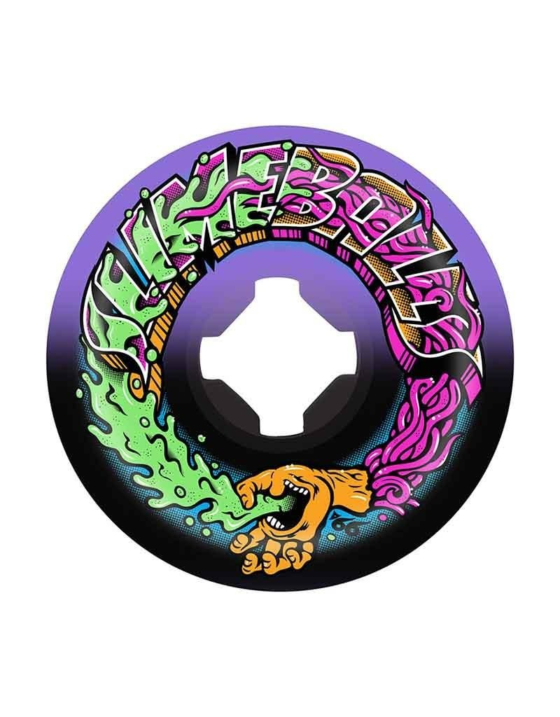 Slime Balls Slime Balls Greetings Speed Balls Wheels (53mm) 99A (Purple/Blk)