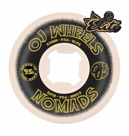 Ojs OJs Elite Nomads Wheels 95A (53mm)