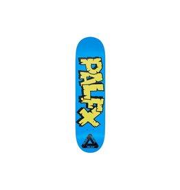 Palace Palace Nein FX Blue Deck (8.0)