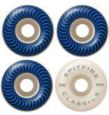 Spitfire Spitfire Classics Wheels Blue (56mm)