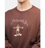 Thrasher Thrasher Gonz Logo Crewneck