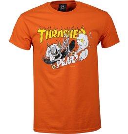 Thrasher Thrasher 40 Years Neckface T-Shirt
