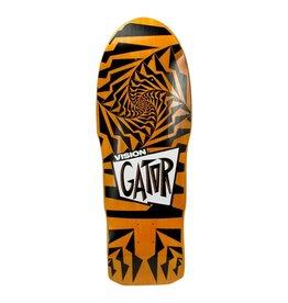 Vision Skateboards Vision Gator II Modern Concave Deck (10.25) Orange