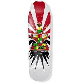 Hosoi Skateboards Hosoi Skateboards Gonz 93' Deck (9.0) White