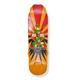 Hosoi Skateboards Hosoi Skateboards Gonz 93' Deck (9.0) Orange