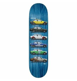 Real Real Ishod Customs Twin Tail Deck (8.25)