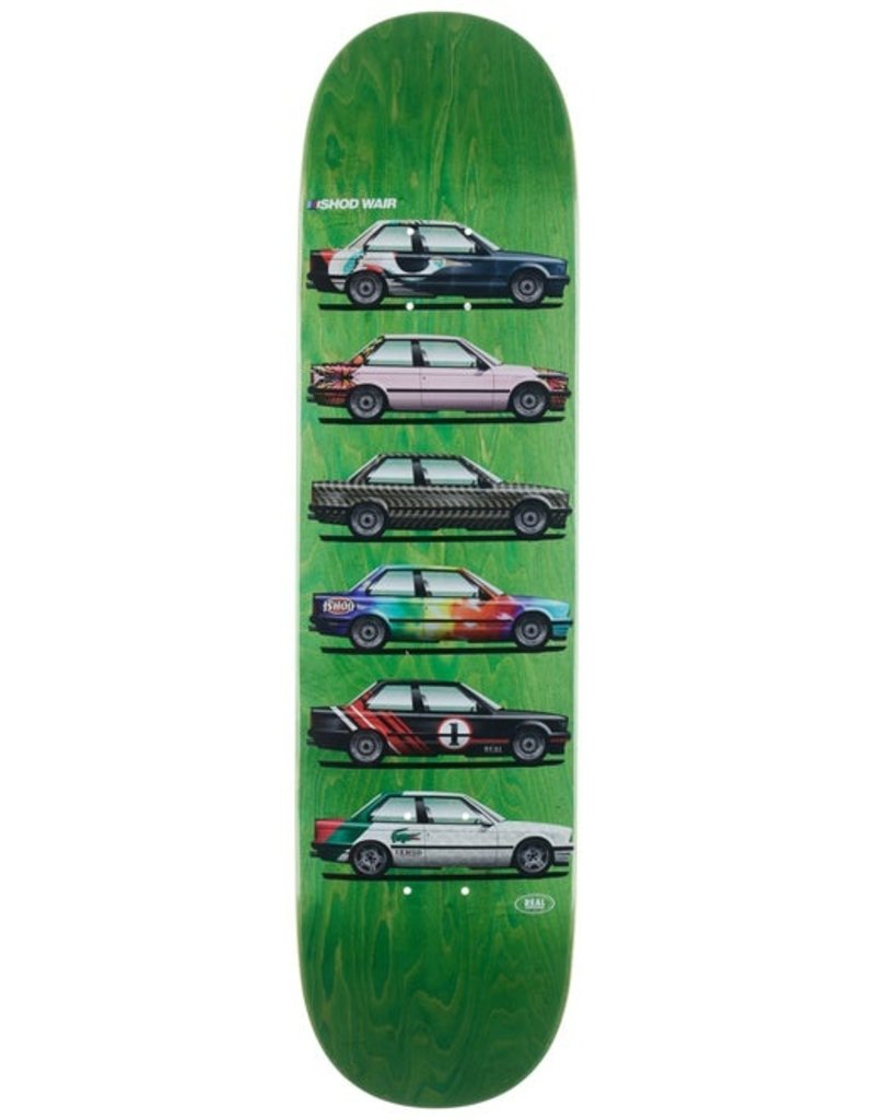 Real Real Ishod Customs Twin Tail Deck (8.3)