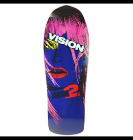 Vision Skateboards Vision Aggressor 2 Deck (10.25) Pink