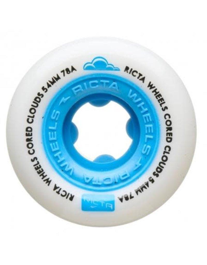 Ricta Cloud Cores Wheels 78A Blue (54mm)