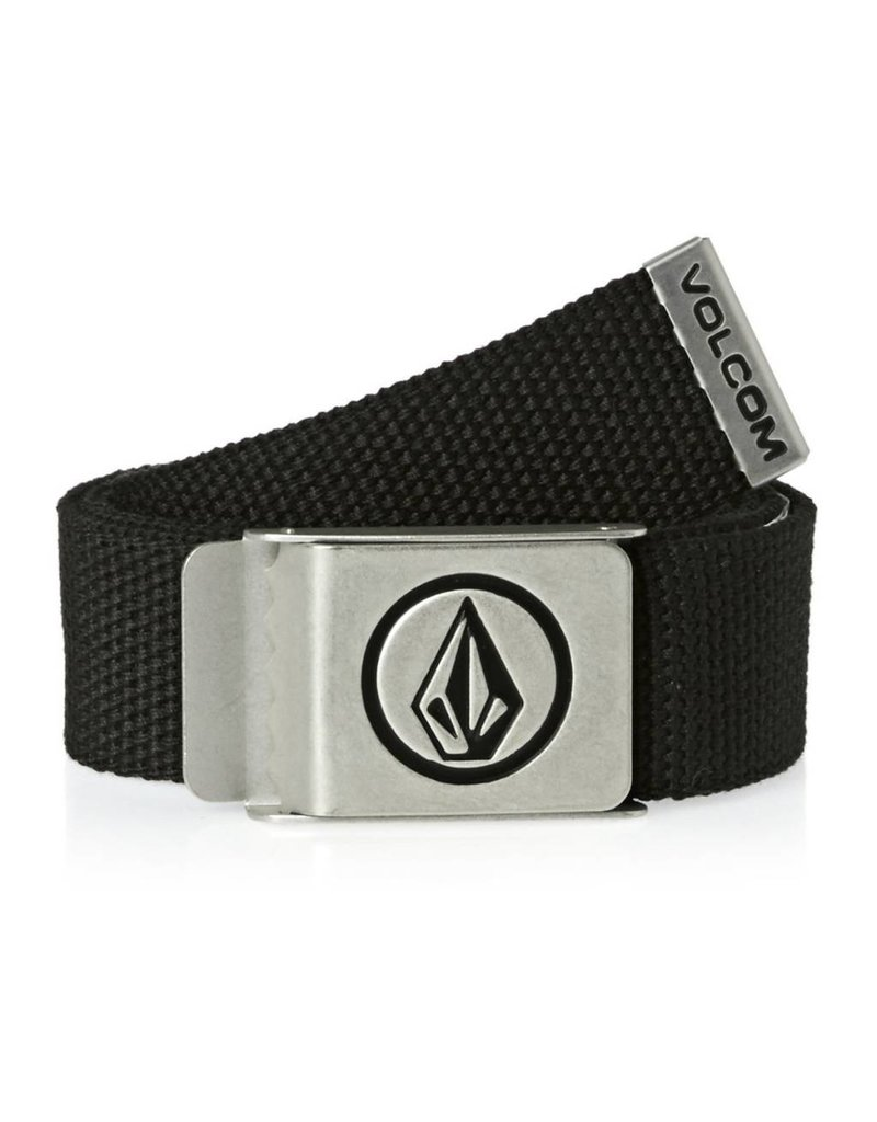 Volcom Volcom Circle Web Belt Black
