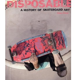 Books Disposable A History Of Skateboard Art Book