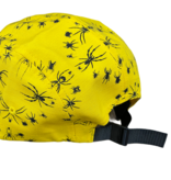 Fucking Awesome Fucking Awesome Spider Stamp Volley Strapback Hat (Yellow)
