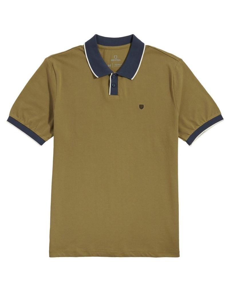 Brixton Brixton Proper Polo Shirt