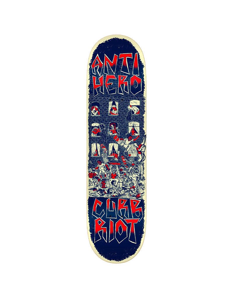 Anti Hero Anti Hero Curb Riot Redux Deck (8.5)