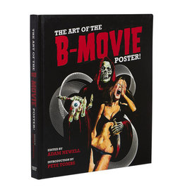 Books Art of the B-Movie Poster Book