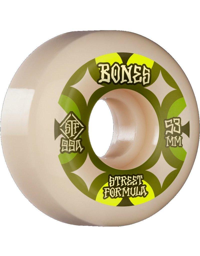 Bones Bones STF Wheels Retros V5 Sidecuts 99A (53)