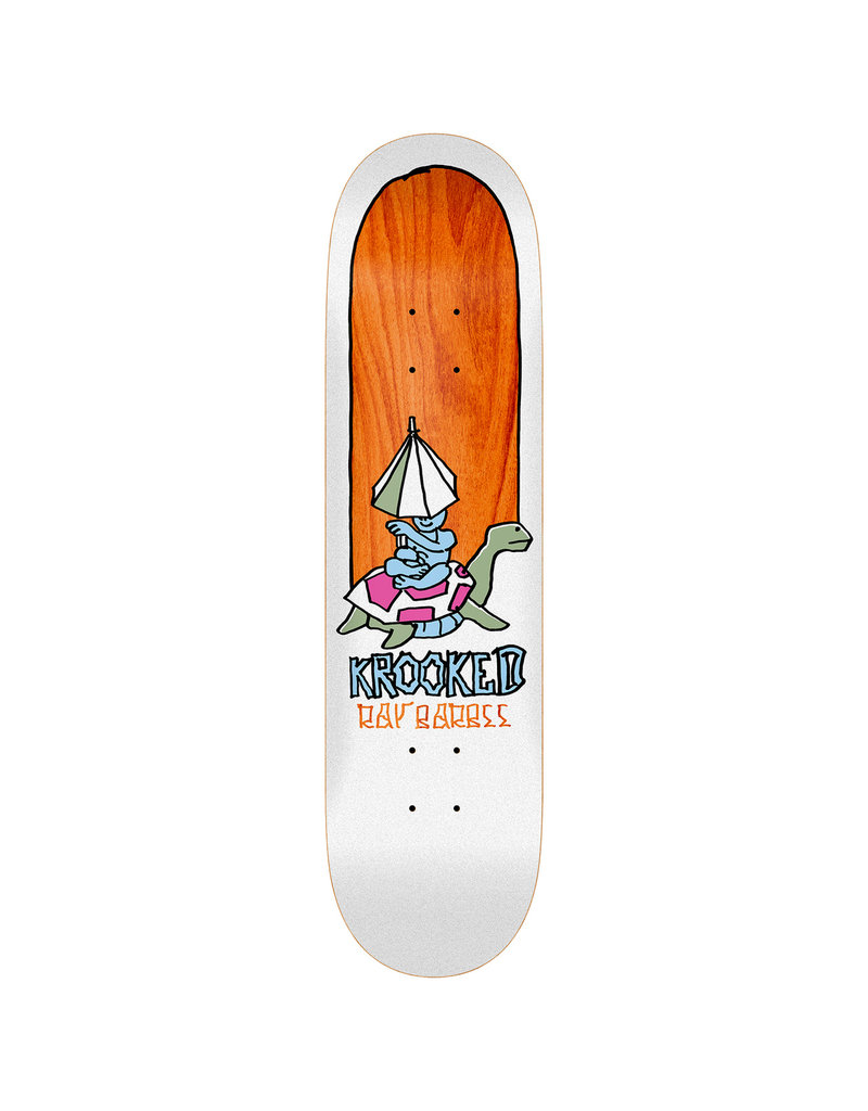 Krooked Krooked Ray Barbee Parasol Deck (8.62)
