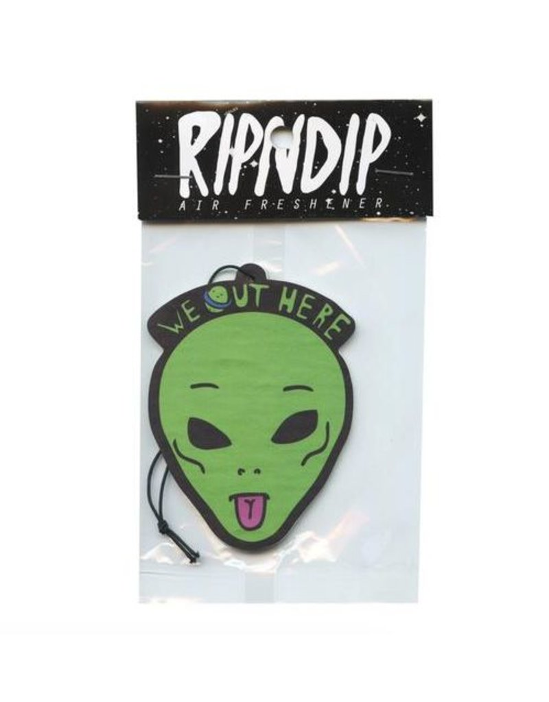 Rip N Dip Rip N Dip Air freshener We Out Here