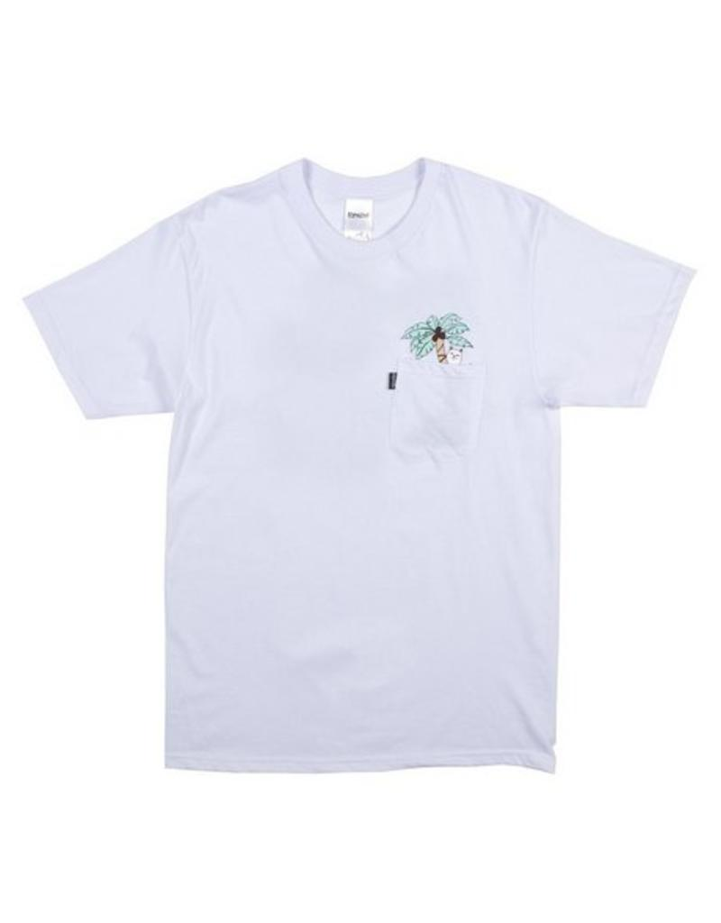 Rip N Dip Rip N Dip Nermal Leaf Pocket T-Shirt